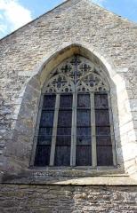 Chapelle de Saint-Gobrien - Chapelle Saint-Gobrien de Saint-Servant: fenêtre est