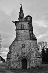 Chapelle de Locmaria - Chapelle de Locmaria (Séglien)