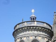 Cathédrale Saint-Pierre - Sommet de la chapelle Saint-Vincent-Ferrier, cathédrale Saint-Pierre de Vannes (Morbihan, France)