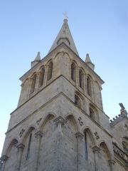 Cathédrale Saint-Pierre - Cathédrale Saint-Pierre de Vannes (Morbihan, France), tour nord-ouest