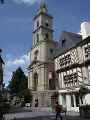 Eglise Saint-Patern - Español: Iglesia de San Paterno (Vannes)