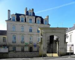 Hôtel de Limur - Français:   Hôtel de Limur à Vannes (56).