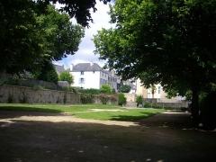 Hôtel de Limur - Jardin de Limur, Vannes (Morbihan, France)