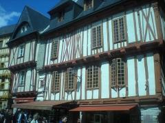Maison - Français:   Maison à Vannes