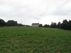 Château de la Grée de Callac (également sur commune d'Augan) - Français:   Extérieur.