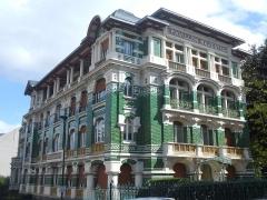 Hôtel Majestic - Français:   Hôtel Majestic à Chamalières.