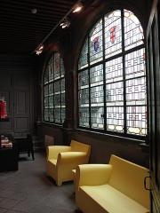Hôtel Fontfreyde (musée du Ranquet) - This building is classé au titre des monuments historiques de la France. It is indexed in the base Mérimée, a database of architectural heritage maintained by the French Ministry of Culture,under the reference PA00092000 .