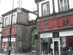 Hôtel Montrosier de la Vilatelle -  Hôtel Montrosier de la vilatelle à Clermont-Ferrand (63).