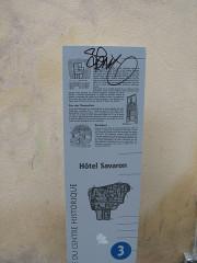 Hôtel Savaron - Français:   Hotel Saveron
