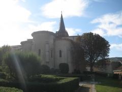 Eglise Saint-Genès-le-Comte - Français:   Église Saint-Genès-le-Comte
