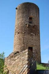 Immeuble dit château de Saint-Floret ou Vieux Château - Français:   Donjon du château de Saint Floret