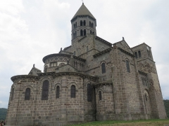 Eglise Saint-Nectaire - This building is indexed in the base Mérimée, a database of architectural heritage maintained by the French Ministry of Culture,under the reference PA00092376 .