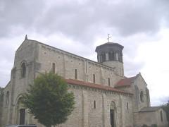 Eglise Saint-Limin (ou Saint-Martin) -  Thuret
