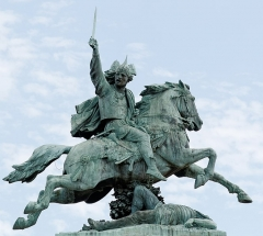 Statue de Vercingétorix -