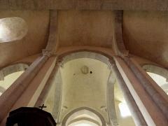 Eglise Saint-Pierre - Intérieur de l'abbatiale Saint-Pierre de Blesle (43).