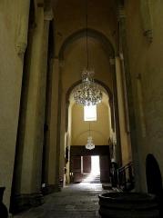 Eglise Saint-Pierre - Français:   Intérieur de l\'abbatiale Saint-Pierre de Blesle (43).