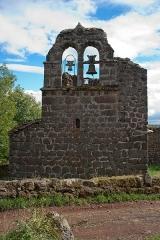 Chapelle de Chacornac et son enclos - Français:   Chapelle Saint-Amant, lieu-dit de Chacornac. Commune de Cayres.