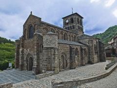 Eglise Saint-Gilles - Français:   Église Saint-Gilles de Chamalières-sur-Loire (Classée)