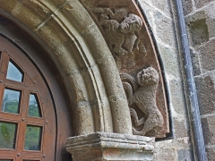 Ancien prieuré - Français:   Prieuré de Chamalières-sur-Loire