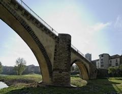 Pont - Français:   Pont de Lavoûte-Chilhac,  (Inscrit, 1926)