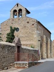 Eglise paroissiale Saint-Jean-Baptiste - Français:   Eglise de Paulhac, Haute-Loire, France