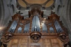 Cathédrale Notre-Dame et ses dépendances - Grandes orgues de la cathédrale du Puy-en-Velay