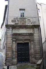 Ancien hôtel Pradier d'Agrain - English:  Mansion Pradier d'Agrain