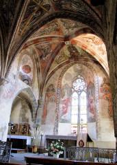 Eglise Saint-Cirgues - Français:   Eglise Saint-Cirgues - Fresques