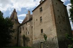 Château de Bellenaves - Français:   Château de Bellenaves