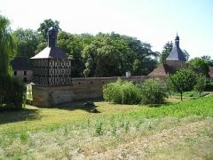 Domaine de Chaugy - Français:   Chateau de Chaugy