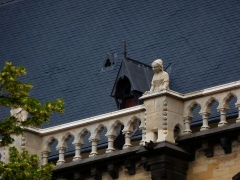 Cathédrale Notre-Dame - Français:   Basilique-cathédrale Notre-Dame-de-l\'Annonciation de Moulins (03).