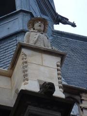 Cathédrale Notre-Dame - Basilique-cathédrale Notre-Dame-de-l'Annonciation de Moulins (03).