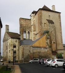 Ancien château ou Palais des ducs de Bourbon - Français:   Château des Ducs de Bourbon à Moulins (03).