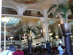 Grand Café - English: Grand Café Moulins First Floor