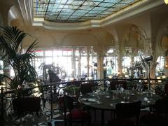 Grand Café - English: Grand Café Moulins second floor right view