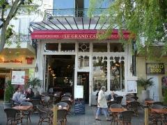 Grand Café - English: Grand Café in Moulins