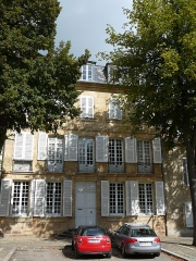 Hôtel de Ballore - English:   Hôtel de Ballore Moulins