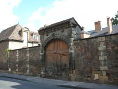 Ancien hôtel Héron - English: Hôtel Héron Moulins