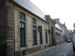 Hôtel de Mora, actuellement musée de l'illustration jeunesse - English: Hôtel de Mora Moulins