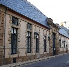 Hôtel de Mora, actuellement musée de l'illustration jeunesse - Français:   Hôtel de Mora - Moulins