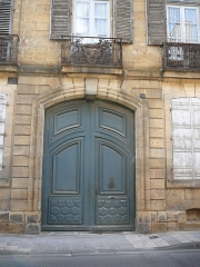 Ancien hôtel de Rougé, hôtel Vic de Pontgibaud - English: Hote de Rougé Moulins