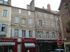 Maison - English: House14,16 rue François Perron Moulins