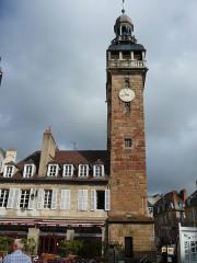 Tour de l'Horloge dite Jacquemart - English: Jacquemart Tower Moulins