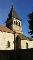 Eglise Saint-Pierre - English: Eglise Saint Pierre Theneuille