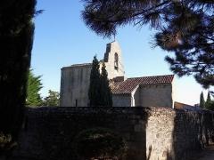 Eglise Saint-André - Français:   Église Saint-André,  (Inscrit, 1968)