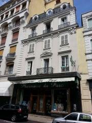 Pharmacie du Parc -  Pharmacie du Parc avenue du Président Wilson, Vichy