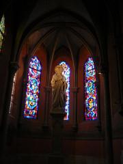 Eglise du Sacré-Coeur - English: chapel