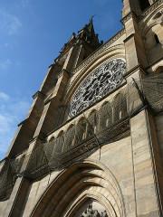 Eglise du Sacré-Coeur - English: front_gate