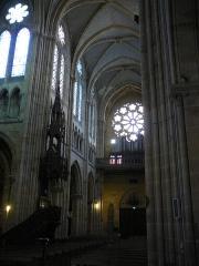 Eglise du Sacré-Coeur - English: nef_1