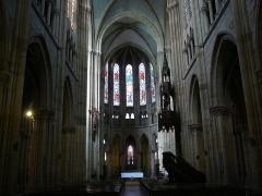 Eglise du Sacré-Coeur - English: nef_2